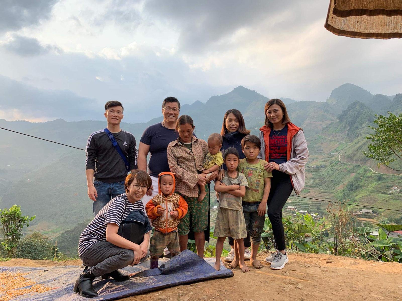 幸せ時間は「家族といるとき」が9割?!(ベトナム2/5)